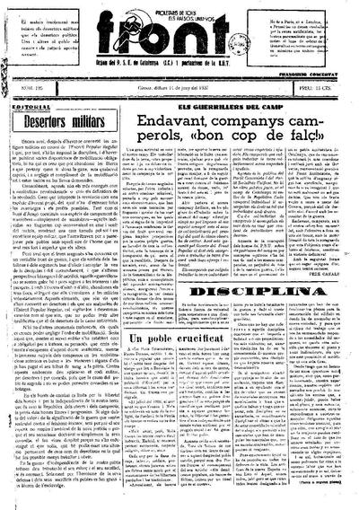 Front. 14/6/1937. [Issue]