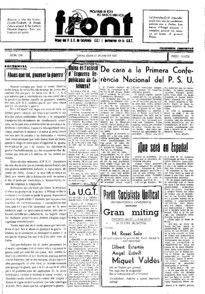 Front. 17/6/1937. [Issue]