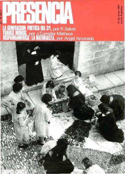 Presència. 12/6/1965. [Issue]