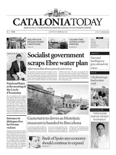 Catalonia Today. 19/6/2004. [Issue]