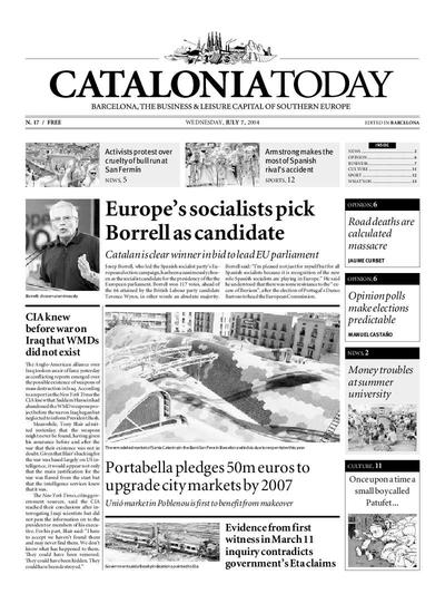 Catalonia Today. 7/7/2004. [Issue]