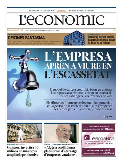 Econòmic, L'. 19/6/2010. [Issue]