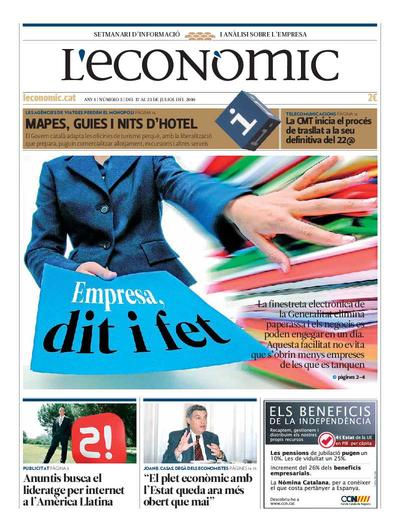 Econòmic, L'. 17/7/2010. [Issue]
