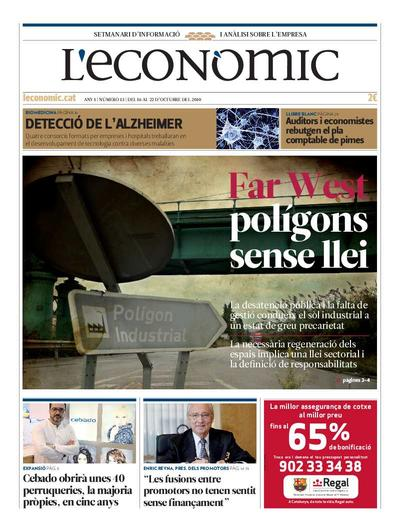 Econòmic, L'. 16/10/2010. [Issue]